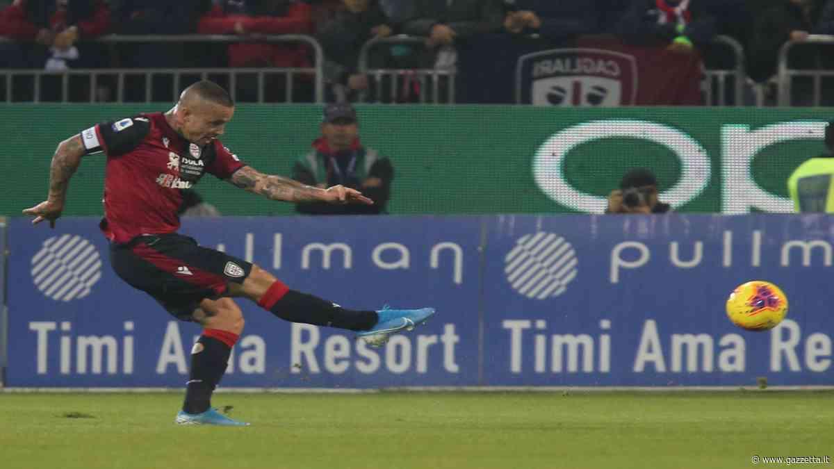Cagliari, Nainggolan, numeri da top player