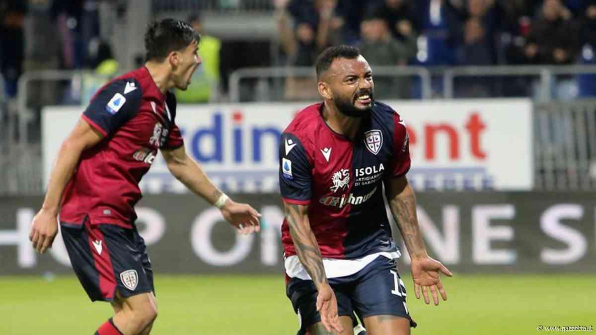 Cagliari-Sampdoria coi botti: Gran 4-3 con doppiette di Quaglia e Joao Pedro