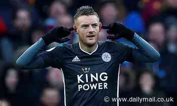 Aston Villa 1-4 Leicester: Foxes cut gap to  Liverpool as Jamie Vardy double inspires stylish win