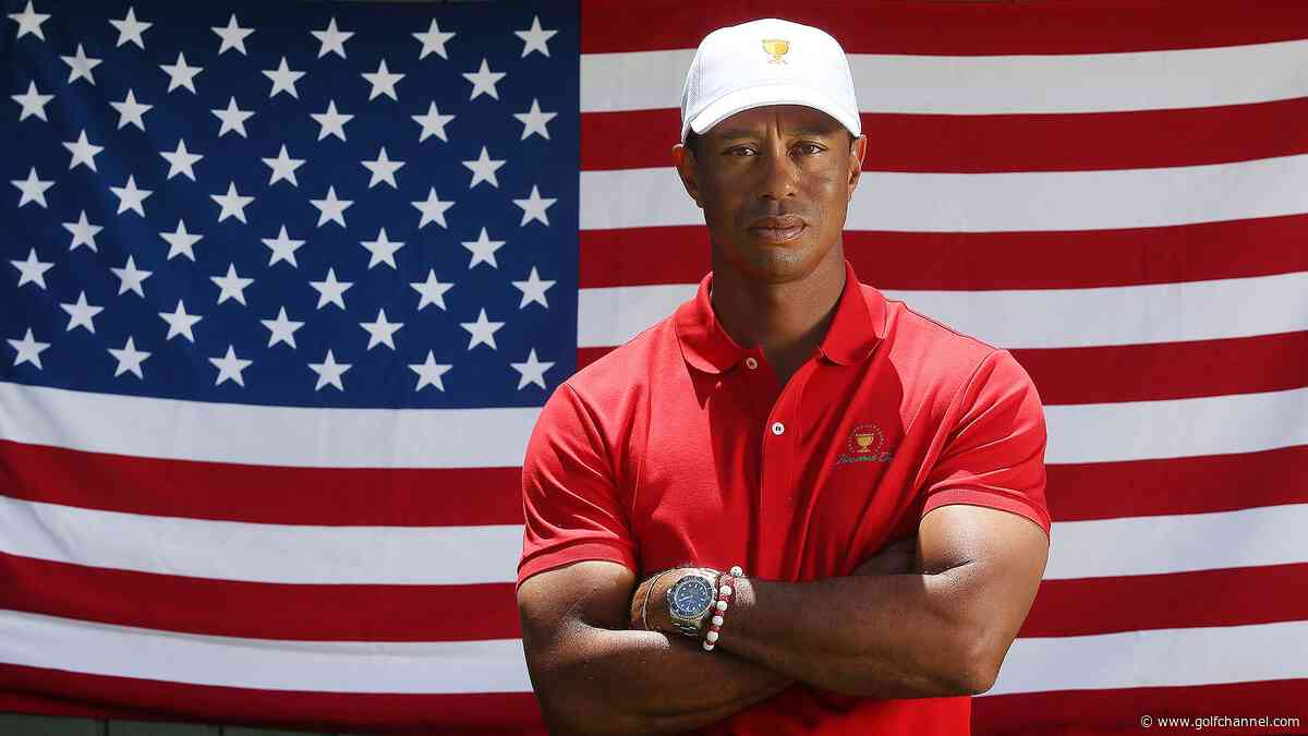It's go time: Woods happy with U.S. Presidents Cup team's prep after Hero