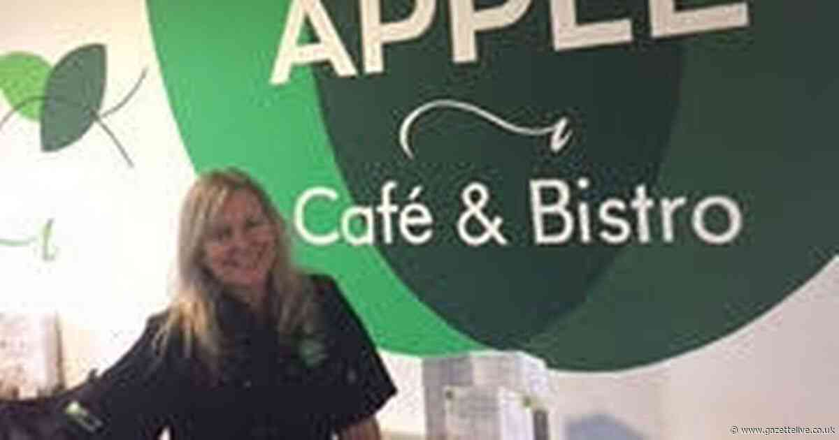 'Quirky little' vegan cafe bistro Green Apple a first for market town