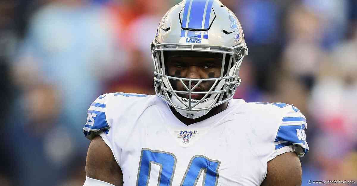 Detroit Lions Week 14 inactives: Austin Bryant OUT, Rashaan Melvin IN