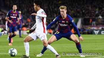 'Japanse Messi' neemt Barcelona-fans niets kwalijk: 'Ze moeten mij zo zien'