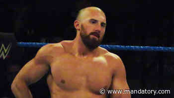 Oney Lorcan Signs New WWE Contract, Jessika Carr's Family Surprises Her