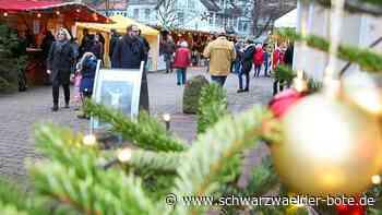 Bad Herrenalb: Adventsmarkt im Klosterviertel