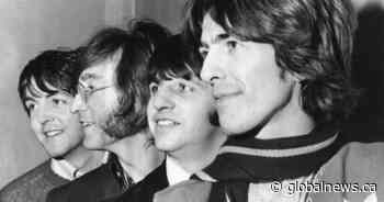Beatles, Rolling Stones top Billboard's Greatest of All Time Artists list