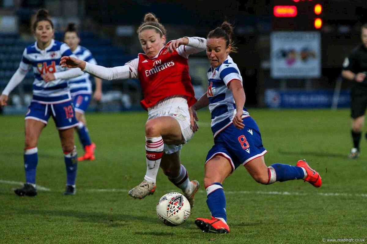 Reading edged by in-form Arsenal in competitive encounter