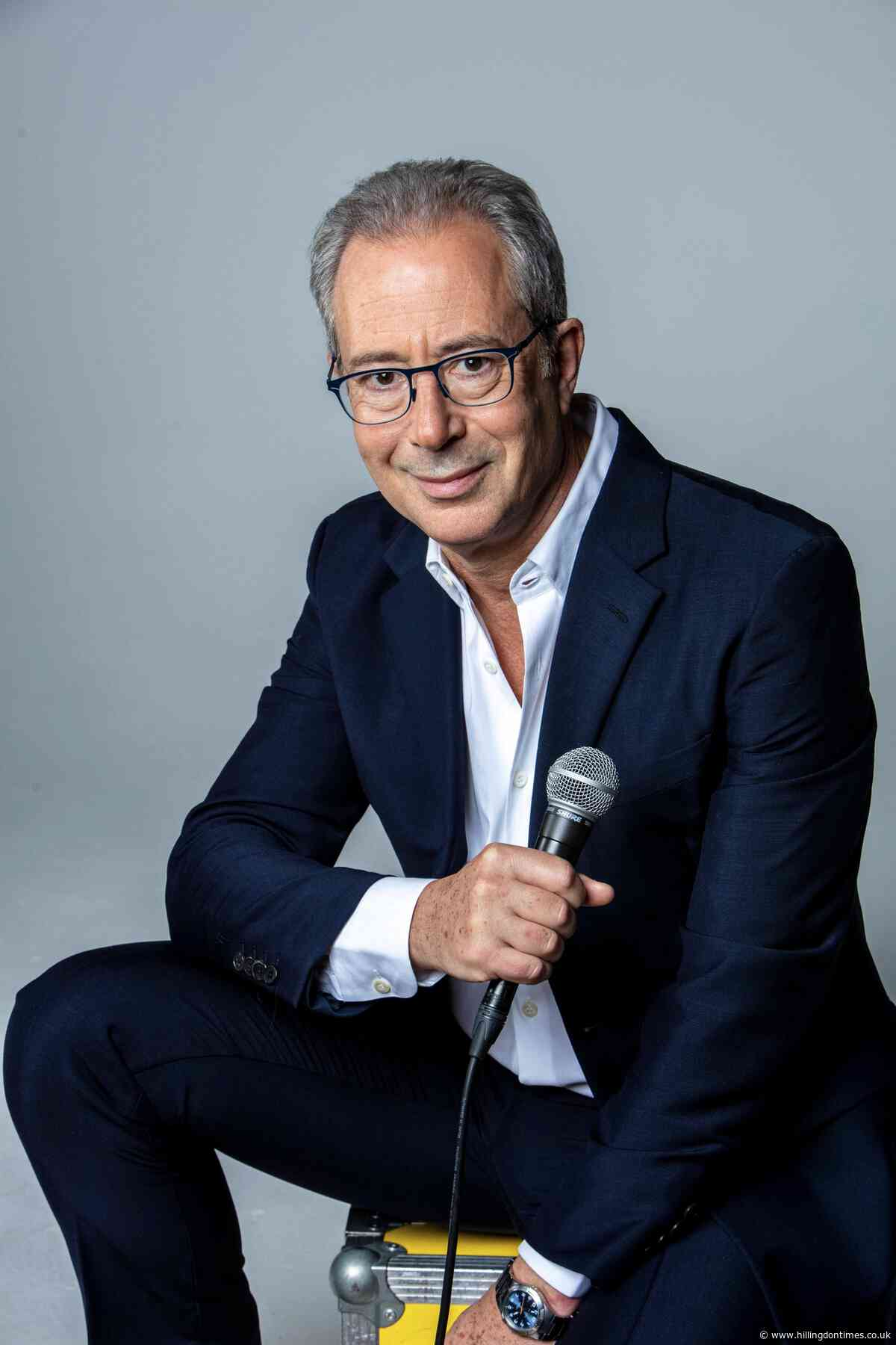 Superstar comedian Ben Elton comes to Watford with his new stand-up tour