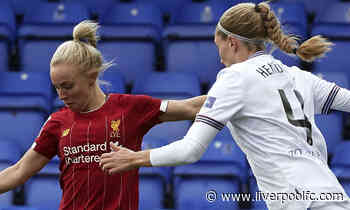 Report: Charles on the mark as LFC Women draw with West Ham