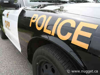 Vehicle crashes into guardrail, driver charged