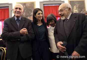 Piero Terracina, Rome Jew who survived Nazi death camp dies