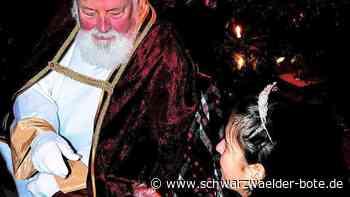 Calw: Viele Besucher auf Weihnachtsmeile
