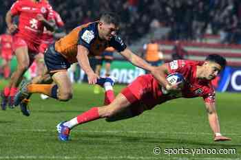 Ntamack double sinks Montpellier on Kolbe's Toulouse return
