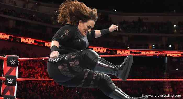 Nia Jax Shows Footage Of Her Recovery Process