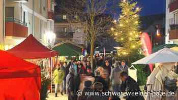 Althengstett: Bürgermeister Götz: Das hier ist ein ganz tolles Miteinander