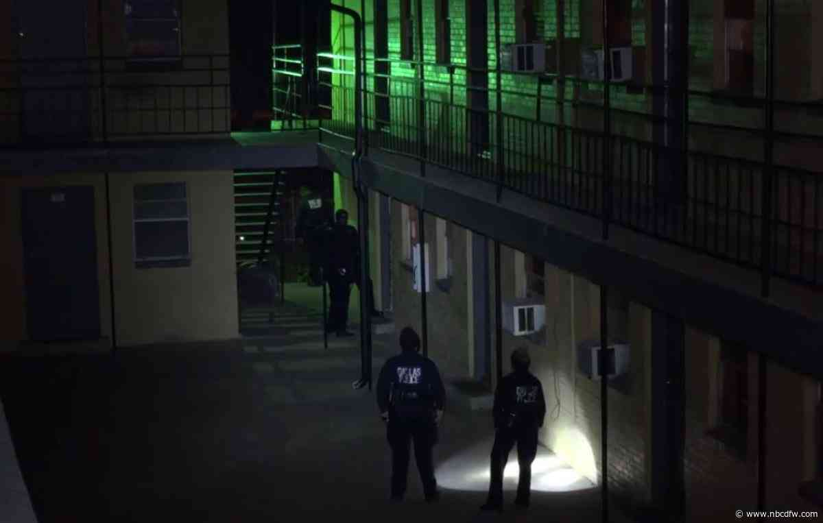Male Wounded in Shooting in east Oak Cliff: Dallas Police
