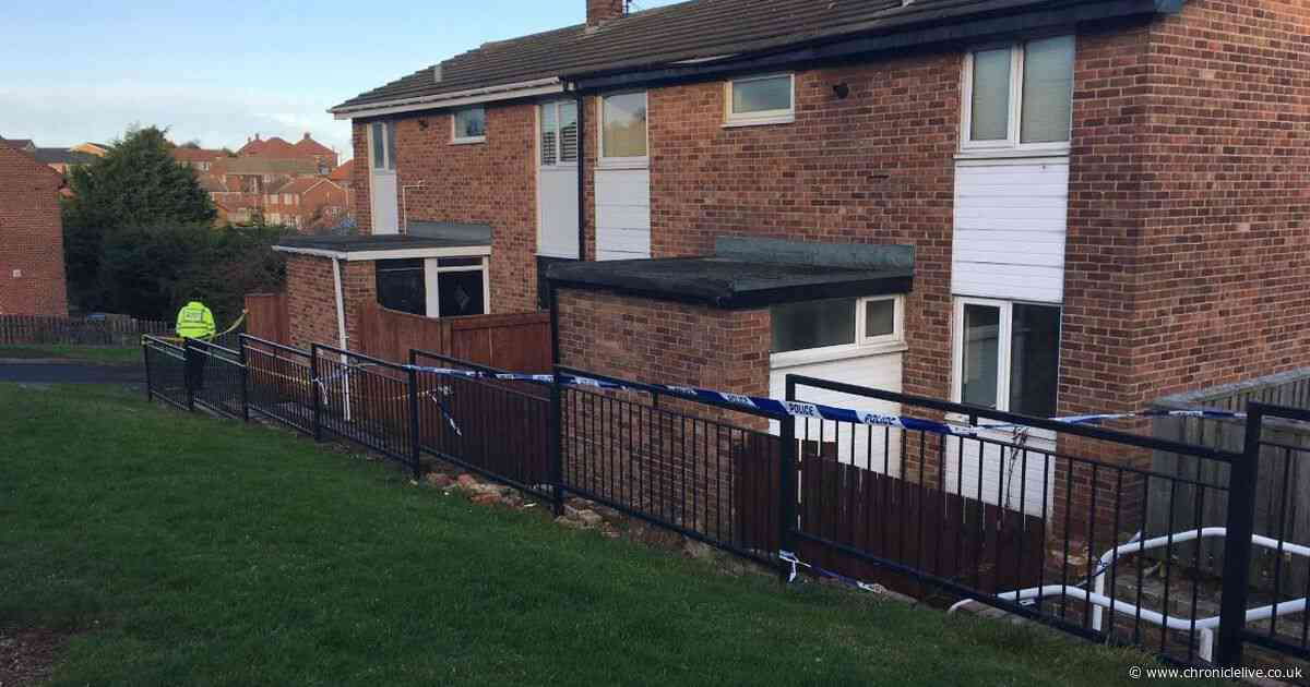 """""""This is really scary"""" - Families' shock after man is shot in County Durham village of Horden"""