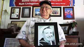 One of USS Arizona's last survivors interred on sunken warship