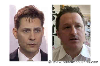 Kovrig clings to humour as 'two Michaels' near one year in Chinese prison