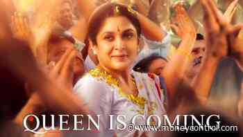 Ramya Krishnan nails it in Queen, promises to narrate life and times of late Jayalalithaa