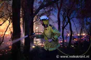 Brandweer Australië staat machteloos tegenover megabrand bij Sydney