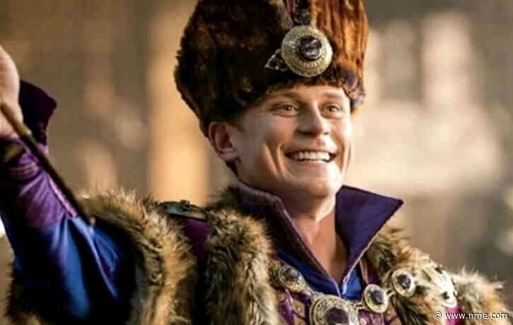 Backlash after 'Aladdin' spin-off about minor white character Prince Anders is announced