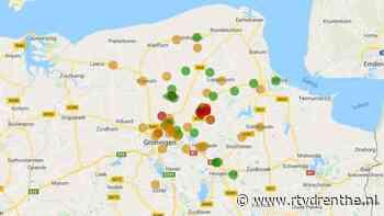 Eelde schrikt op door 'mega harde knal' in provincie Groningen