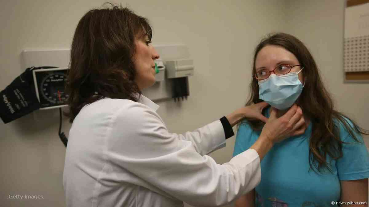 Flu season arrives early, driven by an unexpected virus