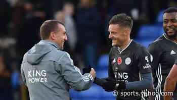 Brendan Rodgers has Leicester City whirring