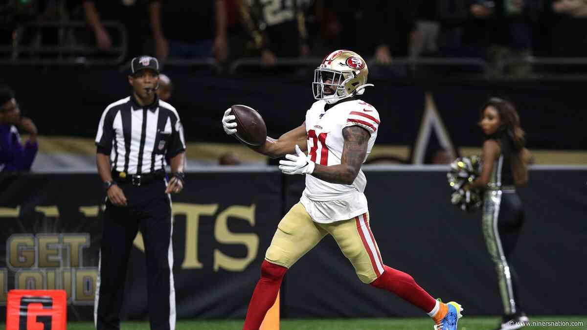 49ers vs. Saints 3rd quarter game thread