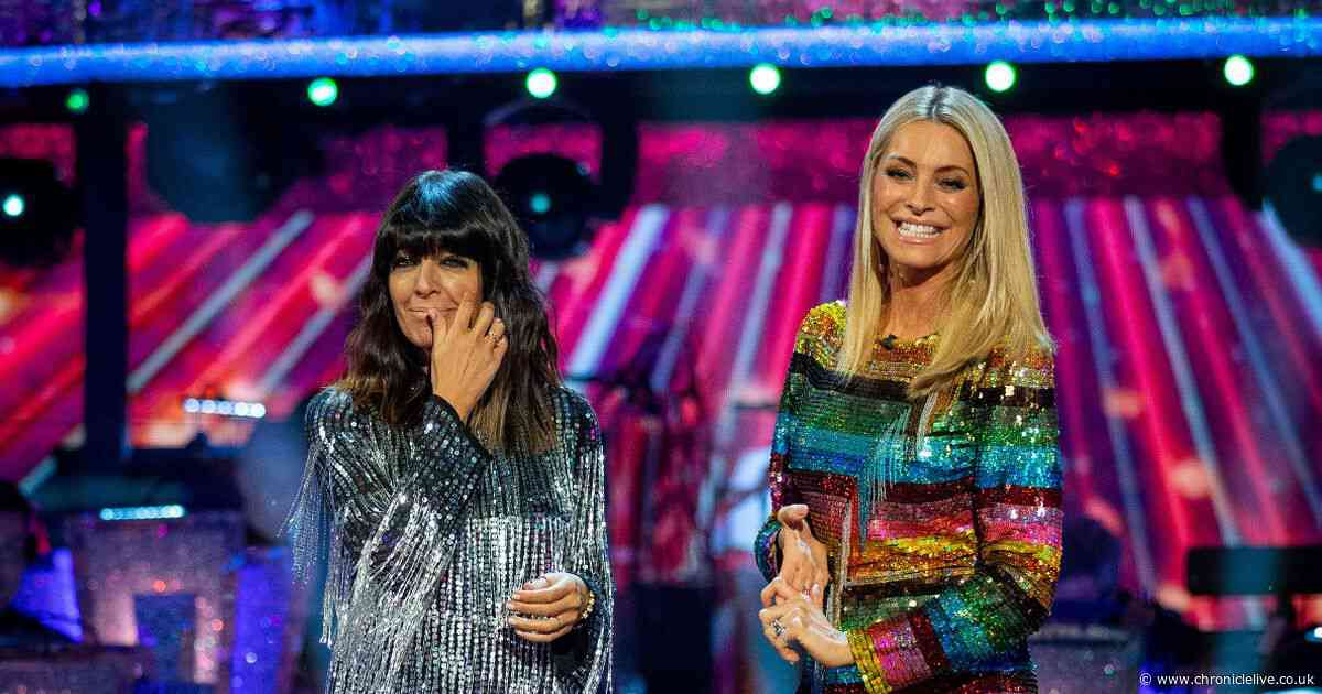 Strictly Come Dancing result sees Chris Ramsey voted out but leave to a standing ovation