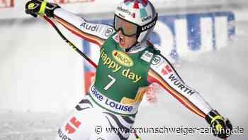 """Weltcup in Lake Louise: Rebensburg-Sieg bei Super-G: """"Nicht schnell angefühlt"""""""