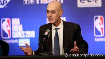 "Adam Silver says ""I wouldn't"" intervene with Knicks"