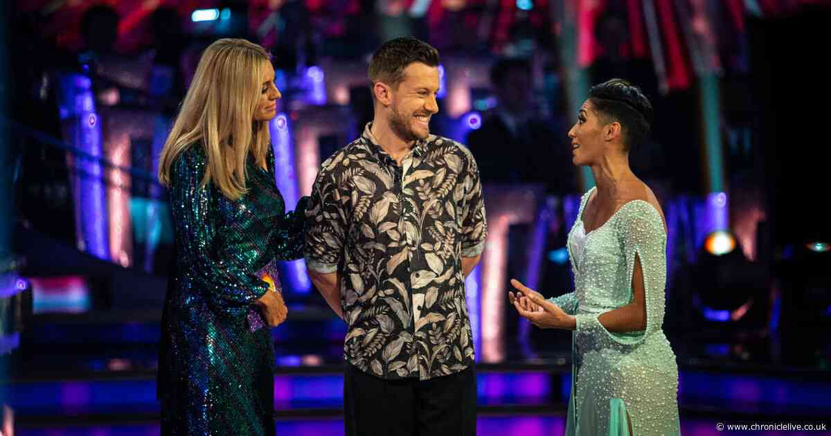 Chris Ramsey breaks silence after Strictly exit leaves viewers gutted