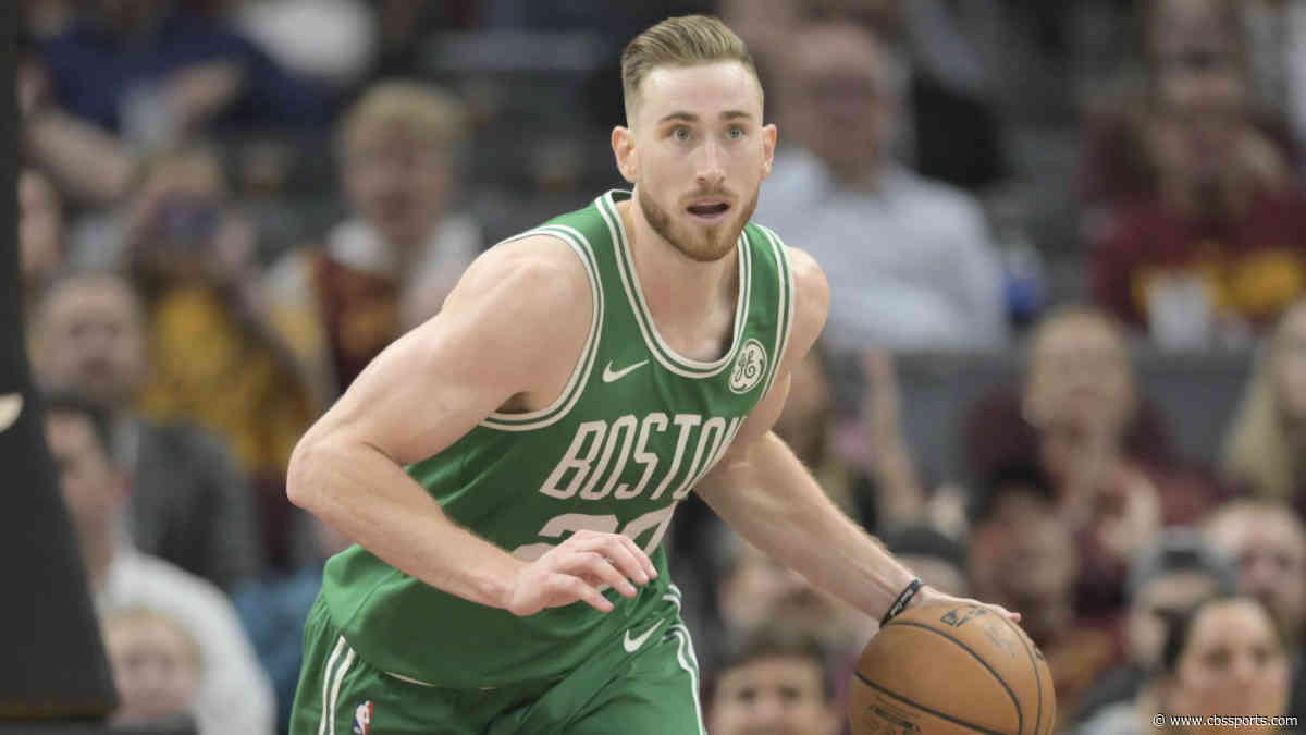 Gordon Hayward injury update: Celtics star could return from broken hand on Monday vs. Cavaliers