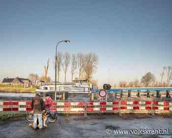Bewoners zijn het wachten zat: 'Het voelt alsof ze gewoon van die brug af willen'
