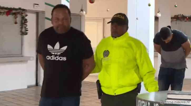VIDEO: Beruchte Dominicaanse drugsbaas 'De Misbruiker' gezocht door FBI gepakt in Colombia