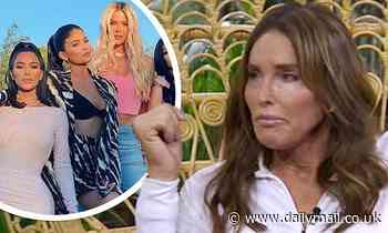 I'm A Celebrity's Caitlyn Jenner tears up while revealing wish to be an 'inspiration'