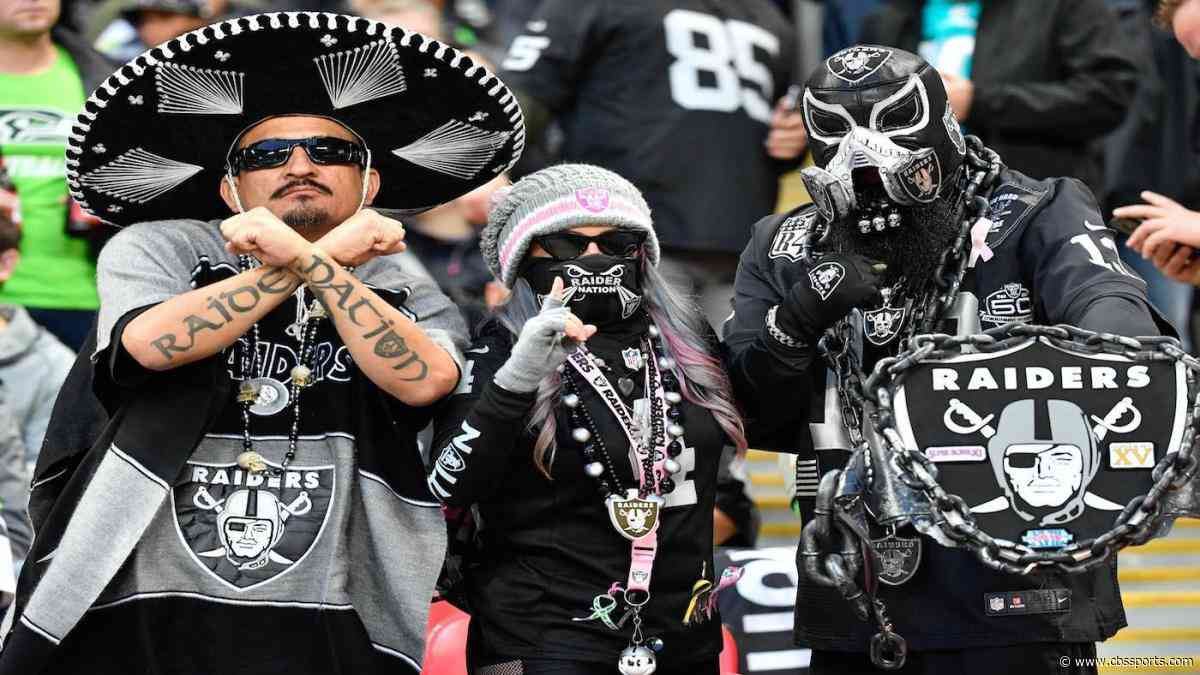 How to watch Raiders vs. Titans: NFL live stream info, TV channel, time, game odds