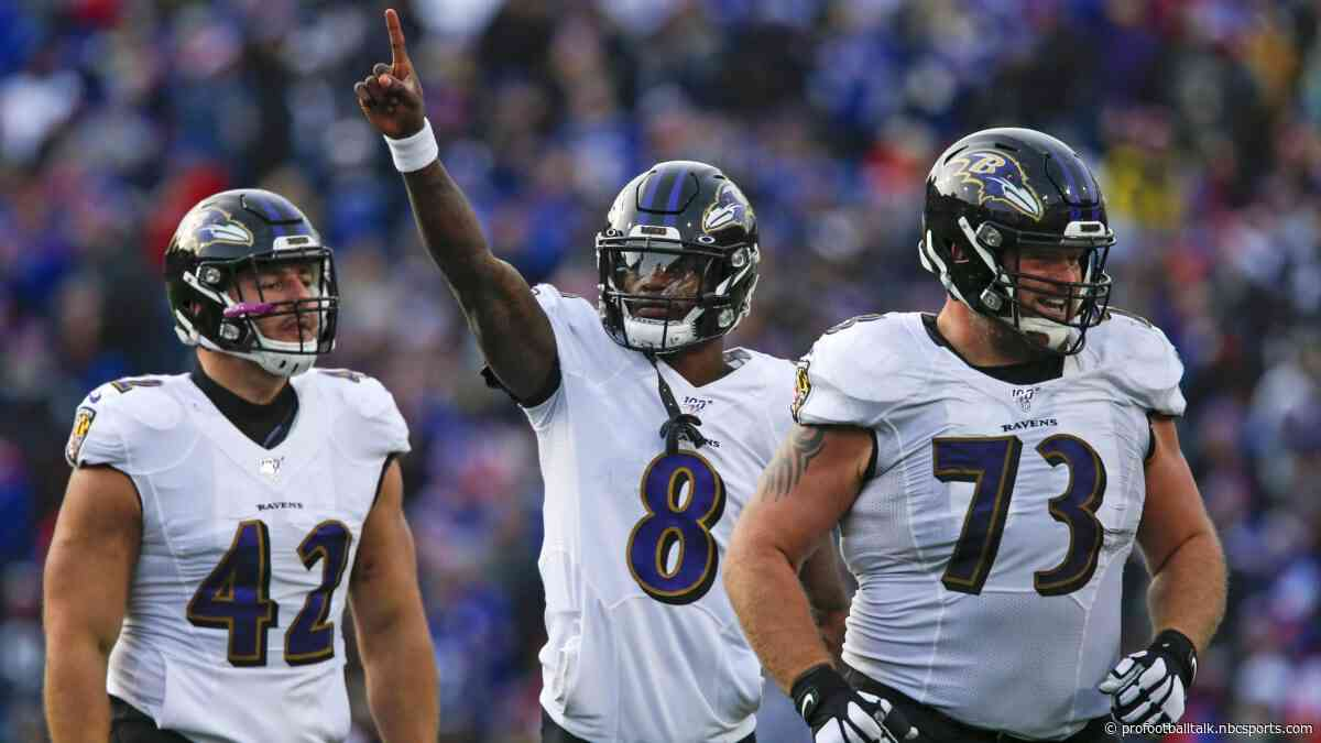 Ravens clinch playoff berth in 24-17 win