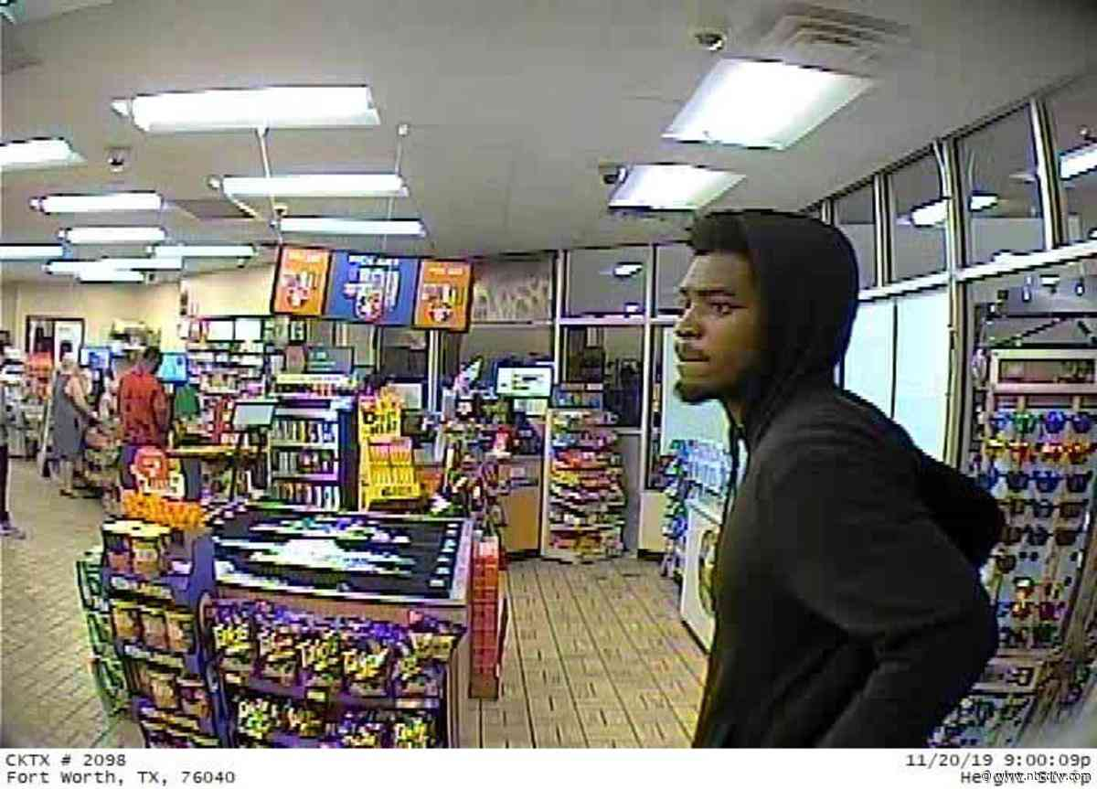 Fort Worth PD Want to Identify Person of Interest