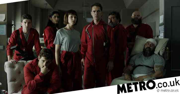 Money Heist season 4 start date confirmed by Netflix which is good news for Stephen King
