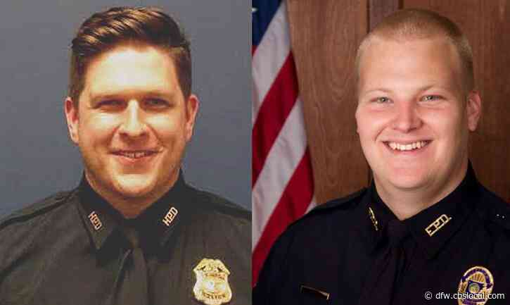 2 Cops Shot, Killed In Line Of Duty Hours Apart From Each Other