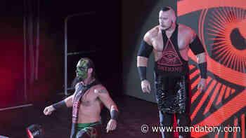 WWE Releases Konnor & Viktor Of The Ascension