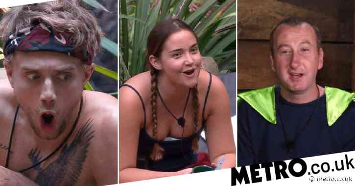 Roman Kemp booted from I'm A Celebrity in third place as Jacqueline Jossa and Andy Whyment battle for jungle crown
