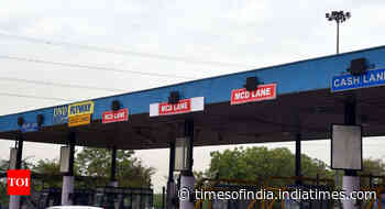 Toll plaza fined 1 lakh for charging 40 from driver with pass