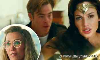 Gal Gadot returns as Diana Prince as she reunites with Chris Pine in Wonder Woman 1984 trailer