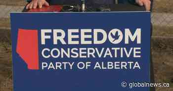 Alberta's Freedom Conservative Party eyes merger with right-leaning independence parties