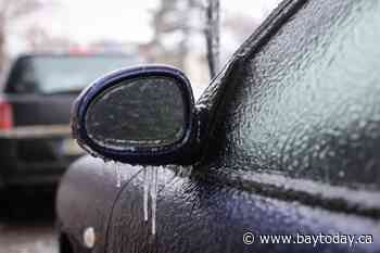 Environment Canada issues Freezing Rain weather statement