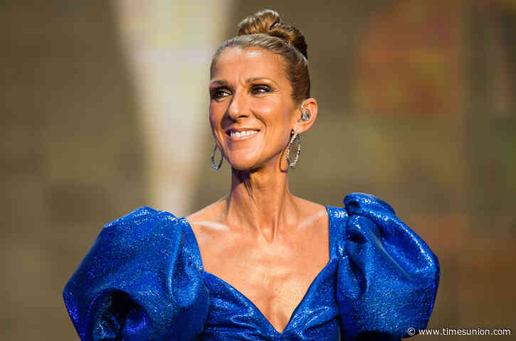 Celine Dion lively, engaging at Times Union Center
